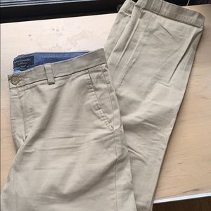 Banana Republic Aiden Chino in British Khaki